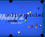 Multiplayer billiard Billard online spiele