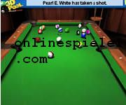 Real 3D pool Billard online spiele